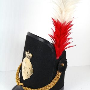 British military officers uniform