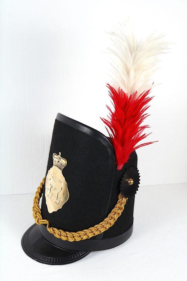 British military officers uniform