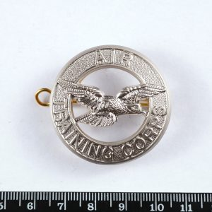 Air training corps cap badge