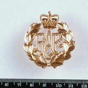 Royal Air Force RAF stay bright cap badge