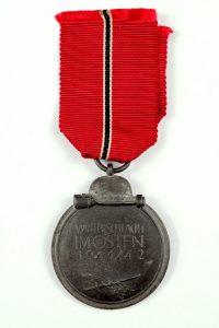 Eastern front medal 1941 42