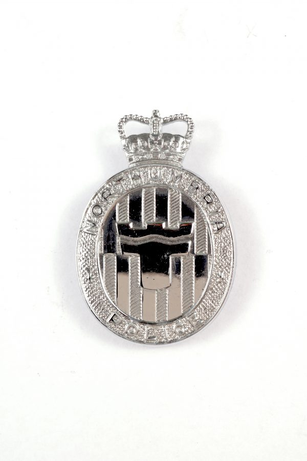 Northumbria police badge