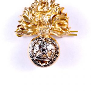 royal fusiliers badge