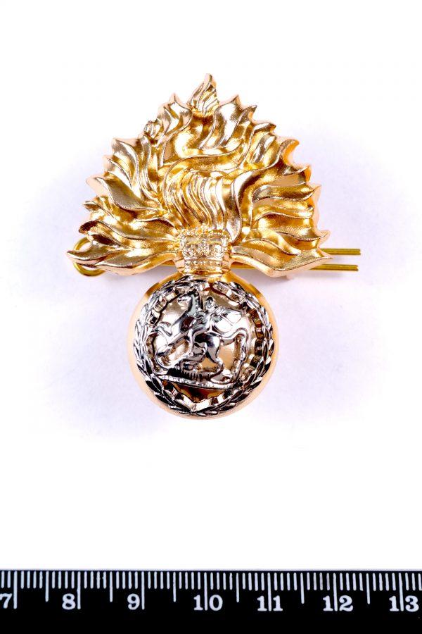 royal fusiliers badge
