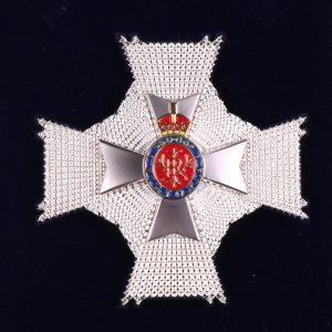 Knight Commander badge