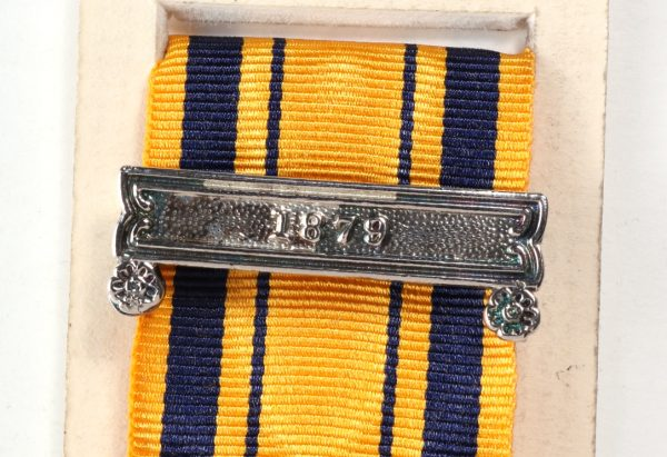 1879 South Africa medal clasp bar