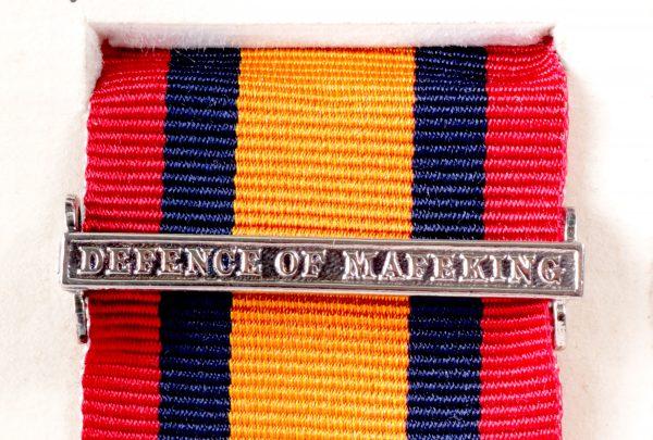 QSA Medal clasp bar Mafeking