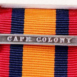 QSA Medal clasp bar Cape colony