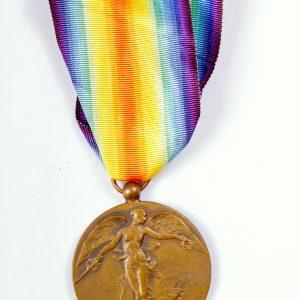 WW1 Belgium victory medal