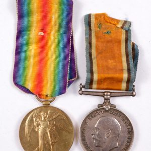 WW1 British medals GLEW Coldstream guards