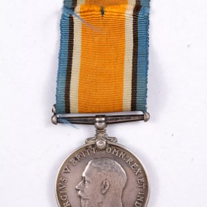 WW1 war medal CHALK Coldstream guards