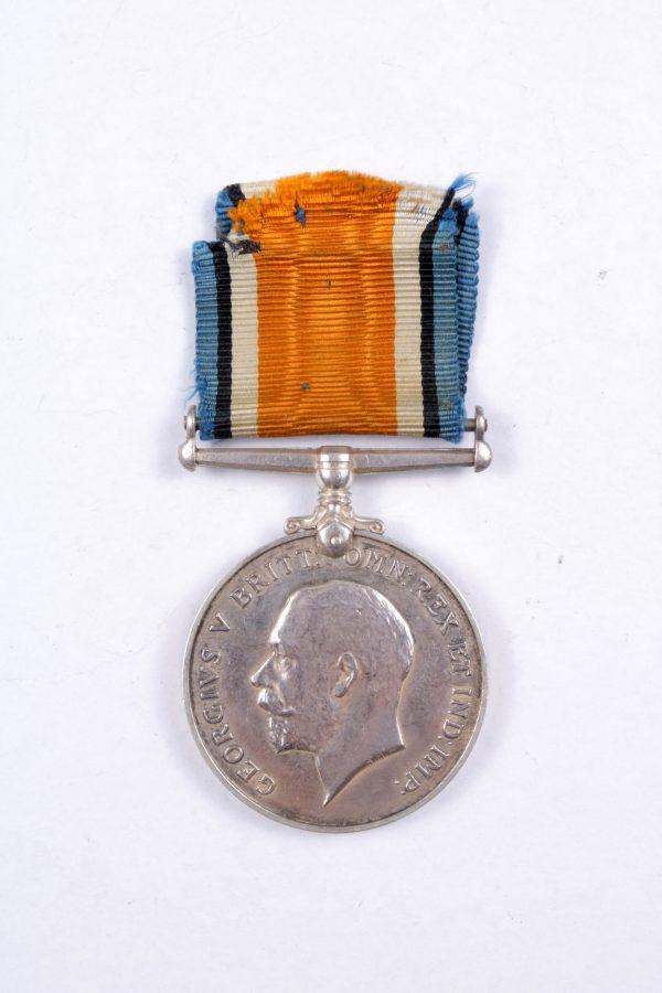 WW1 British war medal PICKFORD grenadier guards