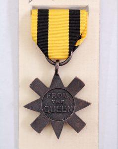 Ashanti star medal