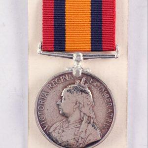 Boer war medals QSA