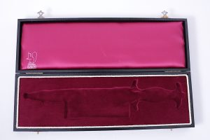 German dagger case