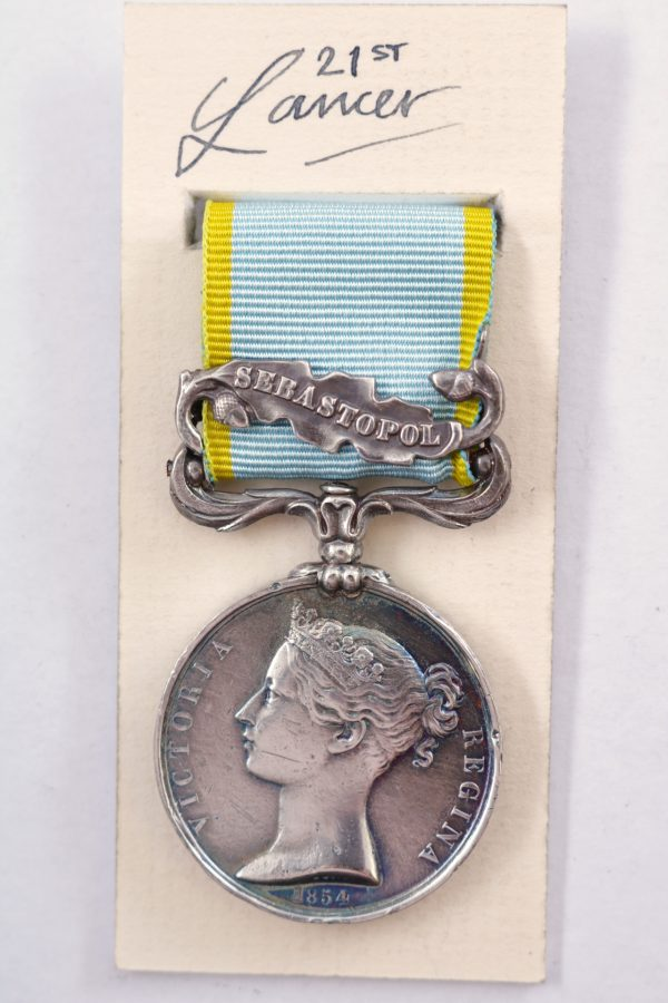 Crimea Medal Sebastopol