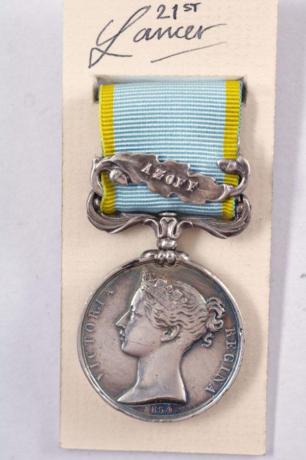 Crimea Medal Azoff