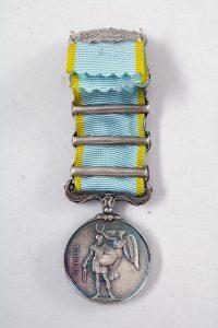 Crimea Medal Alma Balaklava Inkermann Sebastopol