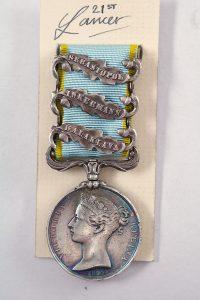 Crimea Medal Sebastopol Inkermann Balaklava