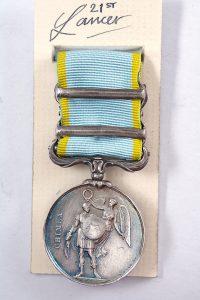 Crimea Medal Sebastopol Inkermann
