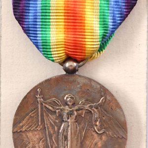Cuba Victory medal
