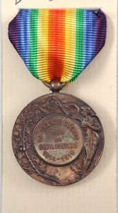 French Victory medal