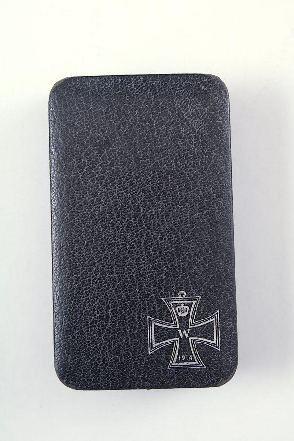 1914 Iron cross case