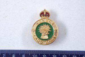 Womens land army badge