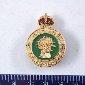 Womens land army badge