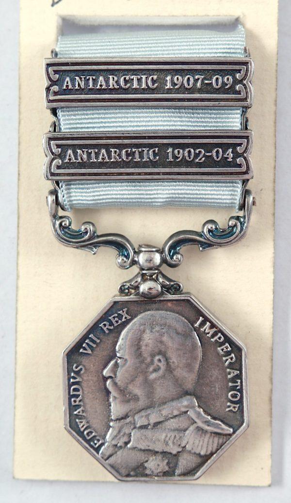 EDVII Polar medal