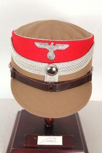 WW2 German Kepi Divisional Leader