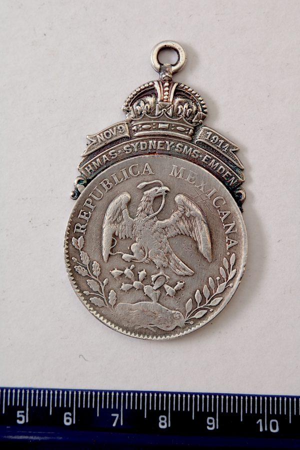 HMAS Sydney SMS Emden medal