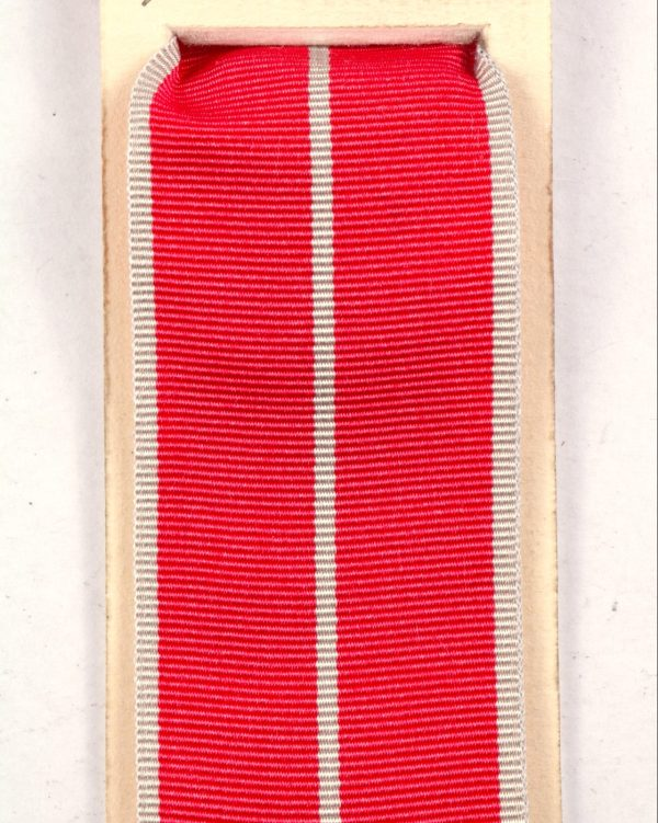 MBE medal ribbon (military)