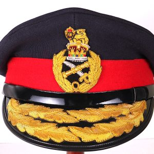 British military hat