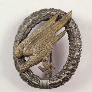 WW2 Luftwaffe paratrooper badge
