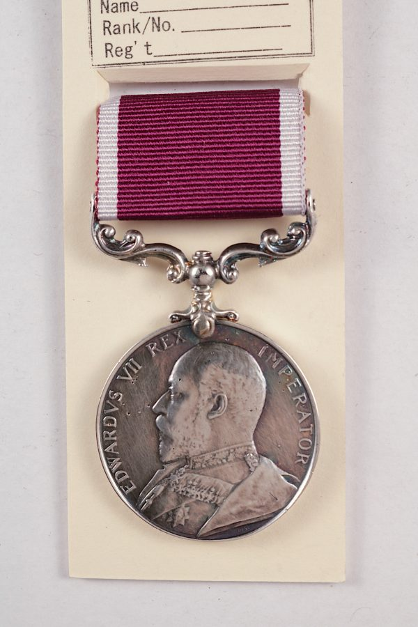 British medals Long Service