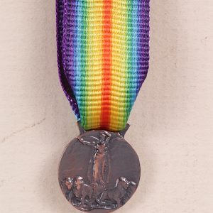 Miniature medal Italy
