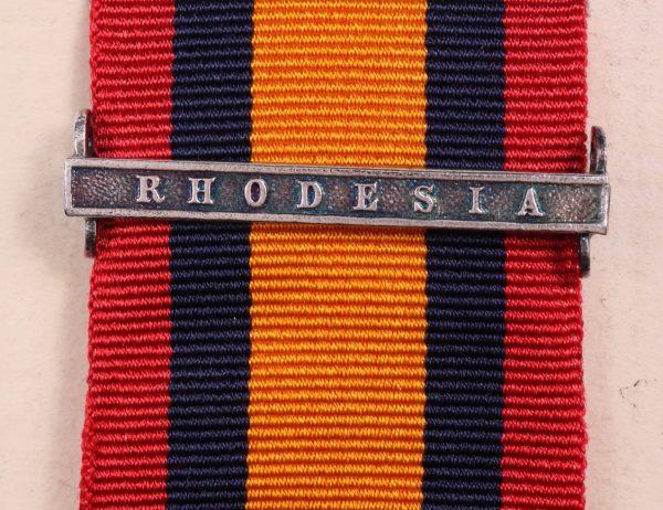 QSA Rhodesia bar