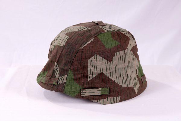 German helmet cover splinter pattern