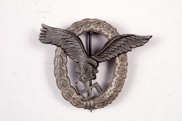 German pilot observer badge