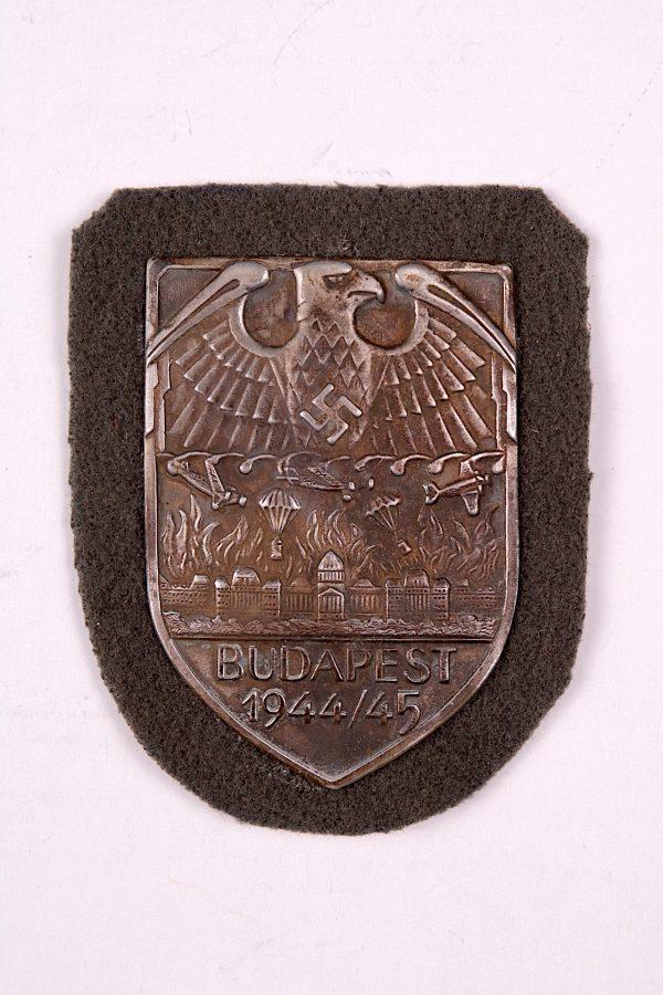 WW2 German badge Budapest