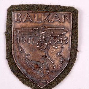 WW2 German badge Balkan