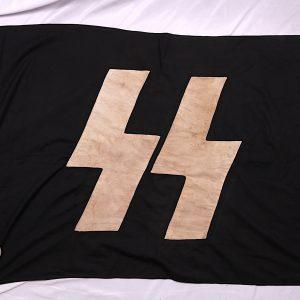 SS Mertz Ulm flag 1942