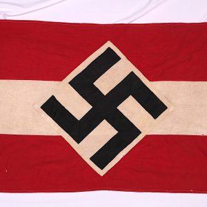 Hitler youth flag Berlin