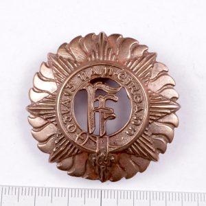 Irish army cap badge