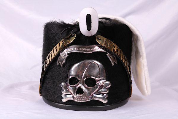 Deaths head Hussar mutz