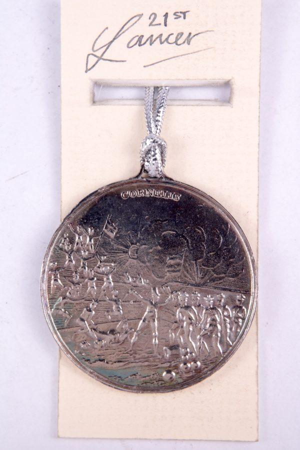 Java medal